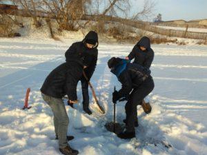 спасаем рыбу от замора - 2018_1