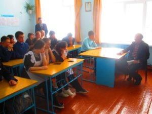 встреча с етераном милиции Губайдуллиным Ф.Х._3