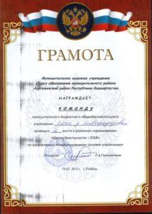 """итоги участия в """"Школа безопасности - 2018""""_1"""