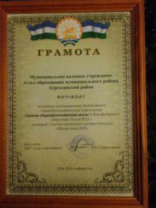 грамота_1 место