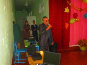 музыкальное поздравление Николая Акимовича