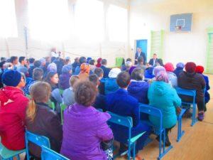 выступление главы сельского поселения