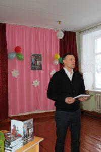 выступление заместителя Главы Администрации Аургазинского района по социальным вопросам Цуканова С.П.