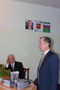 выступление заместителя начальника Отдела образования Бикмаева Р.Р.