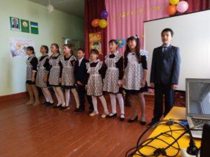 выступление 6 класса