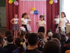 ещё один чувашский танец