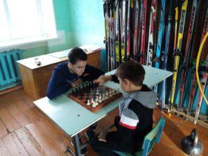 в шахматы