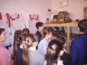 в школьном музее этнографический раздел