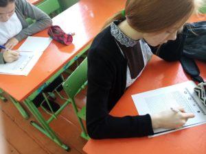 пишут на татарском языке