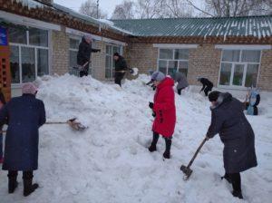 работники школы