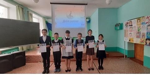 призёры муниципального этапа